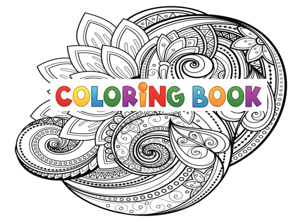 Coloring Book Therapy For Adults