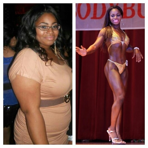 African American Women Weight Loss Dawnjay Pos I Tive Ly