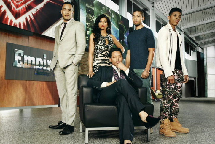 empire main cast