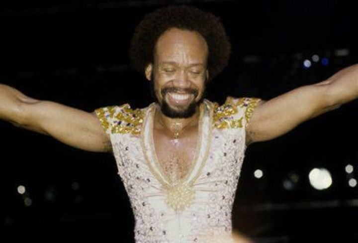 maurice white-then