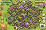 Clash Of Clans Wn Hall Farming Base