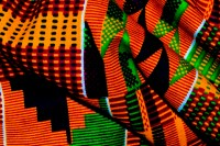 Kente  Ghana National Cloth