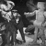 奇術師フーディーニのロボット映画『神秘の達人』