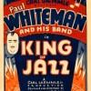 """1930年のカラー音楽映画 """"King of Jazz"""""""