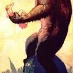 『キング・コング』 女を追っかけまわして大暴れして散った巨大猿