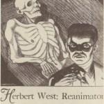 「死体蘇生者 ハーバート・ウェスト」 H・P・ラヴクラフト