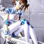 N.U.D.E.@ 美少女型ロボットと音声でコミュニケーションできるゲーム