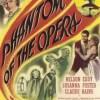 『オペラの怪人』(1943) ファントム 怒りの復讐