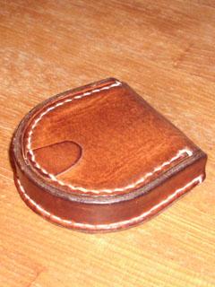 馬蹄型コインケース