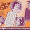 1920年代の映画会社各社のカラーとギャツビー映画化