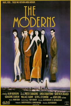 the moderns art direction rafe blasi design randi lynn braun illustration keith carradine_1988