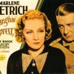 『上海特急』(1932)西洋から見た幻想の魔都上海