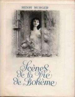ボヘミアン生活の情景 アンリ・ミュルジェール scenes-de-la-vie-de-boheme