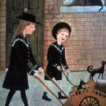 ヘレン・ブラッドレイ 20世紀初頭イギリスの小さな町の暮しの絵