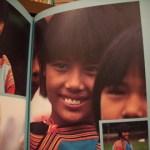 『世界美少女図鑑』 タイの山岳民族の美少女写真集