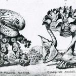 ポケモンか? 19世紀イギリスのグロテスクな新生物