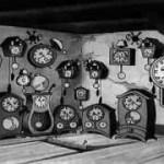 「夜の時計店」 夜中に時計が踊り出す1930年代ディズニーアニメ