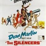 『サイレンサー 沈黙部隊』 歌って踊る60年代お色気スパイアクション