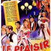 『快楽』マックス・オフュルス監督(1952) モーパッサン原作の快楽にまつわる三つの物語