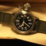 1940~50年代 アメリカ特殊部隊の潜水時計 ELGIN USN BUSHIP 復刻