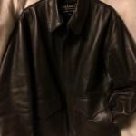 インディ・ジョーンズ レザージャケット Wested Leather フライトジャケット、ライダースジャケット、テーラードジャケットのいいとこ取り