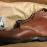 RED WING(レッドウィング)OLD OUTDOOR 193Os SPORT BOOT インディ・ジョーンズ風だが完コピではない