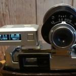 小さいデジタル露出計 KEKS-LIGHT METER [EM01] アクセサリーシューに取り付けできる