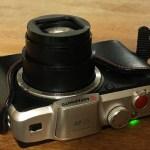 長い間放置していたAGFAPHOTO(アグファフォト)のコンデジAP15を使ってみる