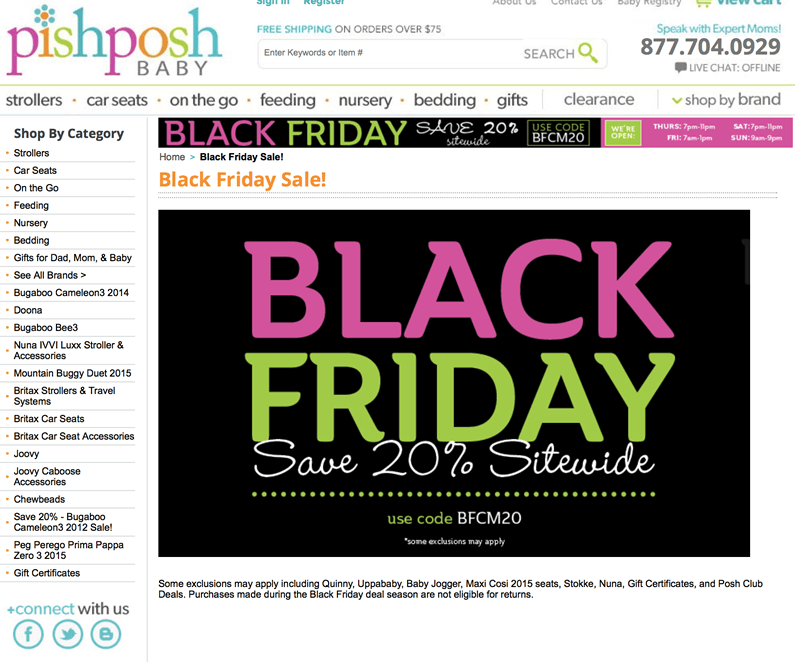 Pish posh baby coupon code