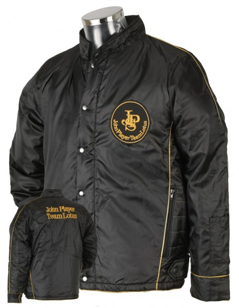 Replica Möbel John Player Team Lotus Jacket | Lotus Shop - Lotus