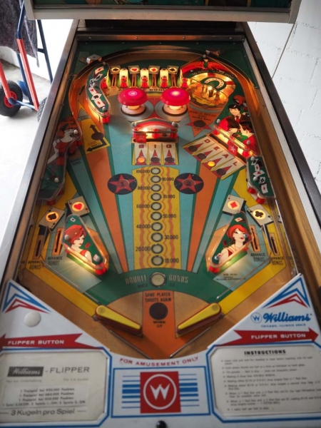 Www Car Möbel Blackforest Warehouse Online Shop - Williams Big Deal Pinball