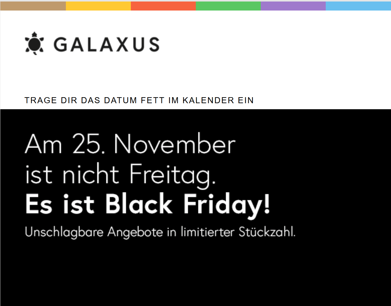 Wann Ist Black Friday Live Shopping Deals Bei Galaxus Black Friday Schweiz 2018