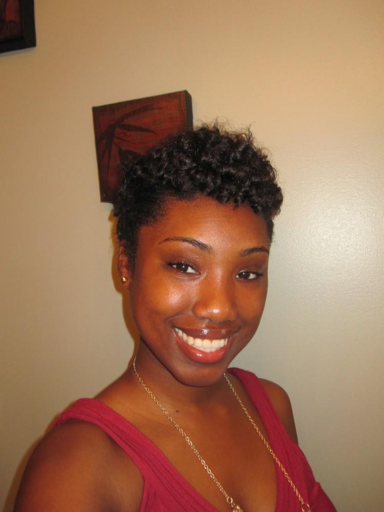 Latoya 4B Styling Black Girl With Long Hair
