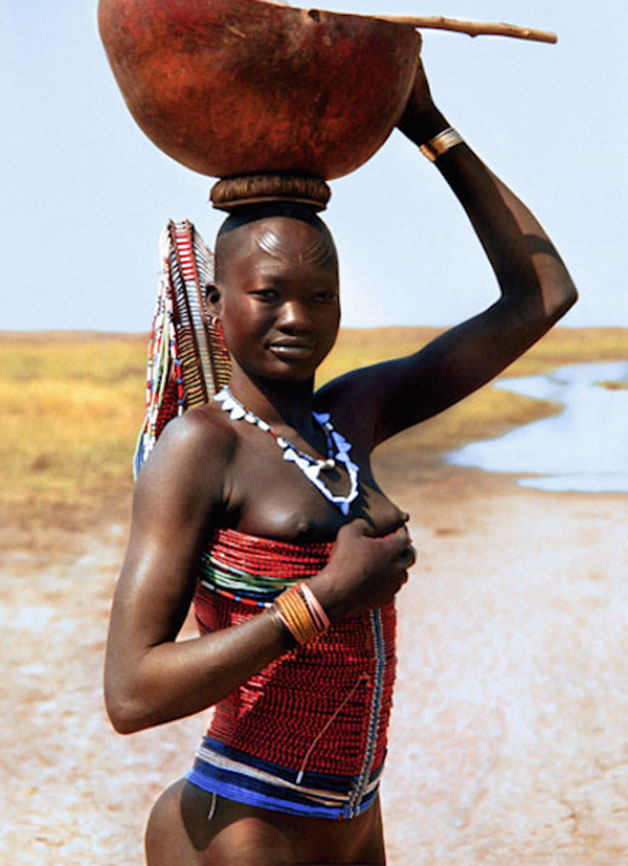 34 Amazingly Beautiful Pictures of the Sudanese Dinka ...