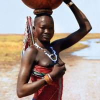 34 Amazingly Beautiful Pictures of the Sudanese Dinka Tribe