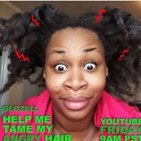 YouTube Celebrity GloZell Mocks Her Natural Hair for Laughs... But Was It Funny?