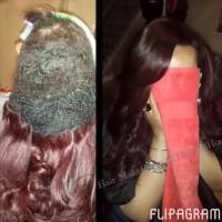Set it and Forget it? Woman Leaves Weave in for Almost 2 Years