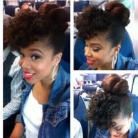 How I Maintain Bomb Natural Hair on a Lazy Regimen: Portia ...
