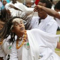 This Traditional Ethiopian Hair Whipping Dance Will Blow Your Mind