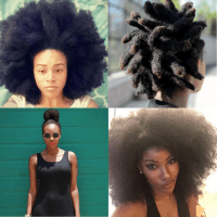 11 Pictures That Show the Diversity of the 4C Hair Texture
