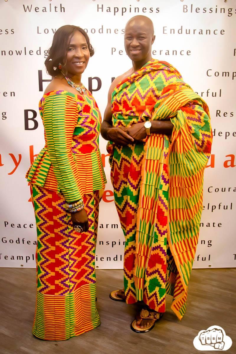 Lifegoals Ghanaian Woman Celebrates 25th Birthday In