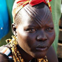10 Photos of the Ancient African Tradition of Facial Tattoos and Scarification