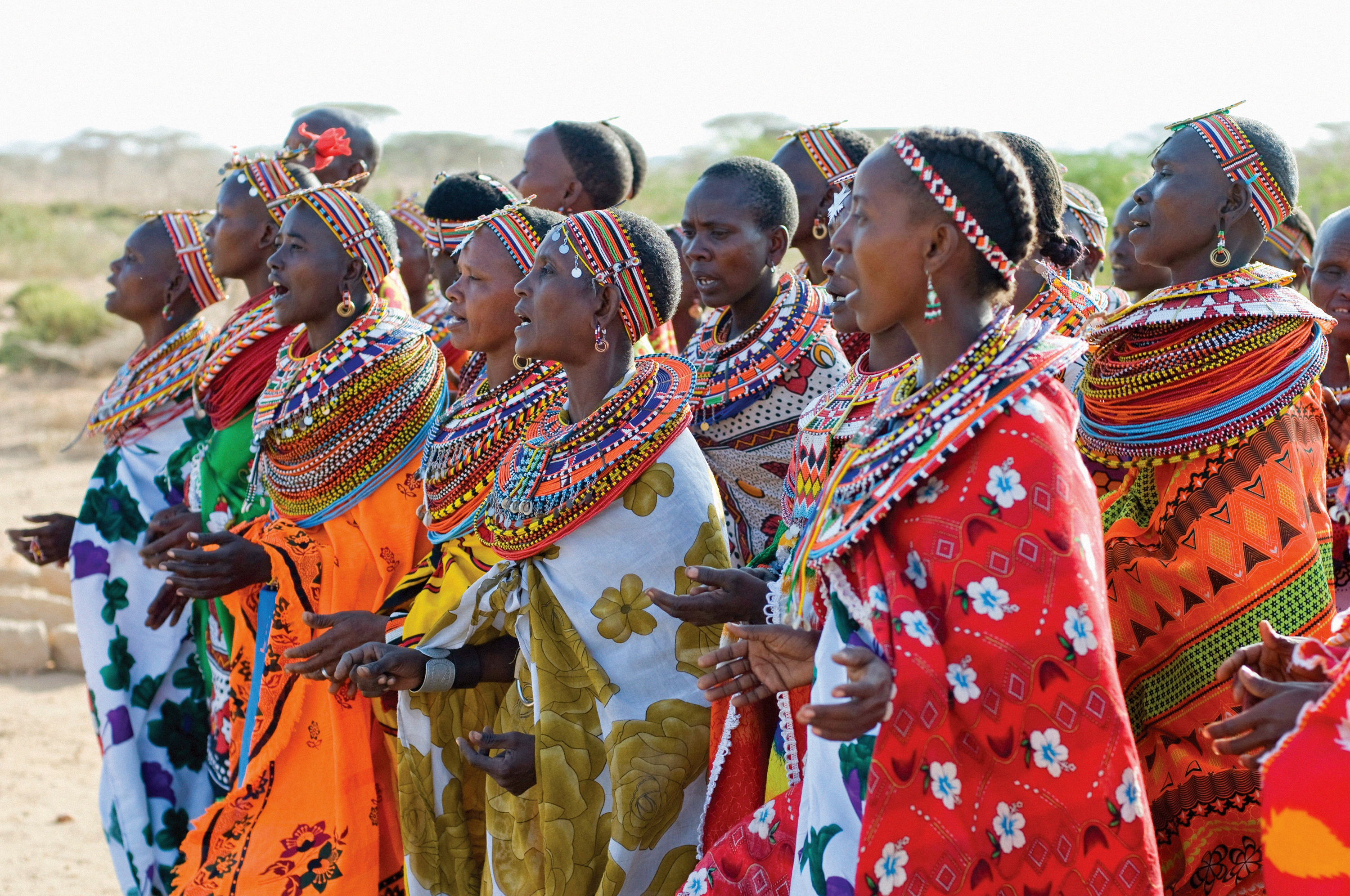 Fed Up With Sexual Violence These Kenyan Women Created A