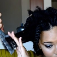 4 Simple Methods for Trimming Natural Hair at Home