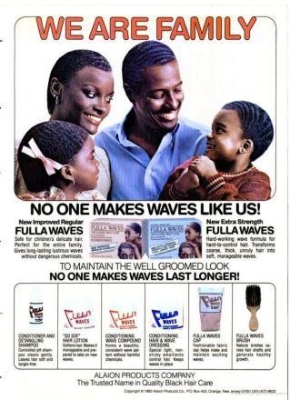 fullawaves vintage ad