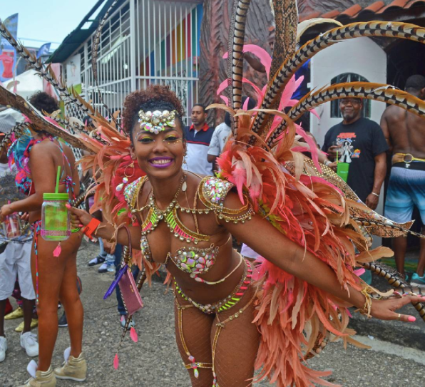26 Beautiful Photos from the Annual Trinidad and Tobago Carnival
