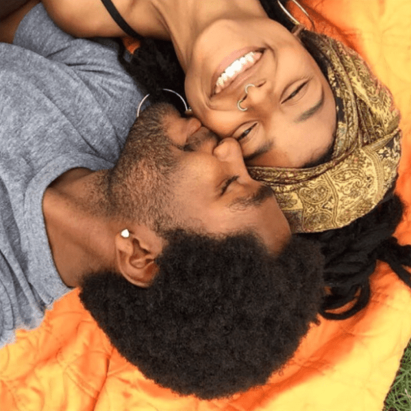 60 pictures of everyday black couples that will make your for Pictures of black lovers