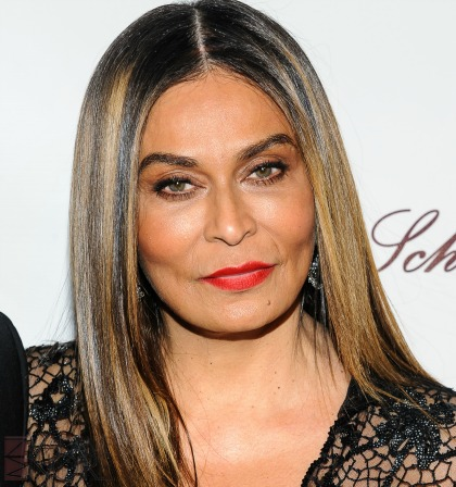 Mama Tina Knowles Shows Off a Headful of Thick, Long Natural Hair on Instagram