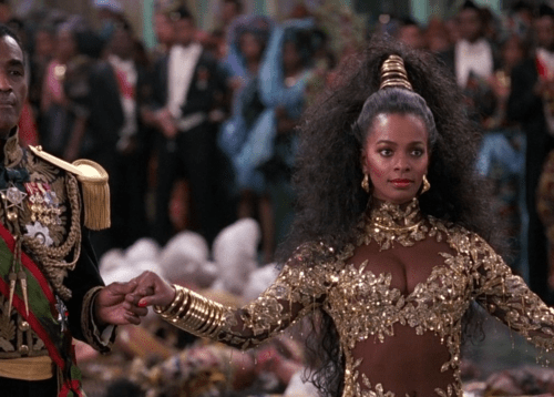 28 Years Later Vanessa Bell Calloway Slays Her Iconic 'Coming to America' Look
