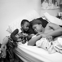 Photographer Banned From Facebook After Posting Beautiful Photo of Black Woman After Giving Birth